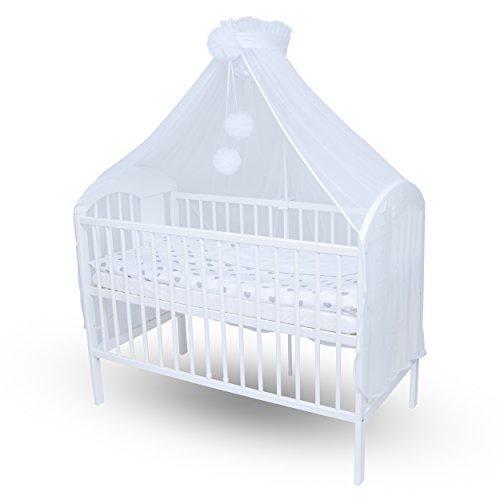 babystore callyna himmel babybett xxl mit halterung. Black Bedroom Furniture Sets. Home Design Ideas