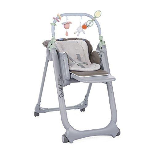 Chicco Hochstuhl Polly Magic Relax – 4 Räder