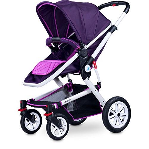 Caretero Compass 2 in 1 Kombikinderwagen